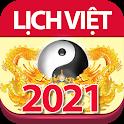 Lich Van Nien 2021 - Lich Viet & Lich Am 2021 icon
