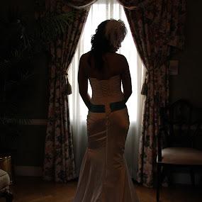 by Rob  Grant - Wedding Bride