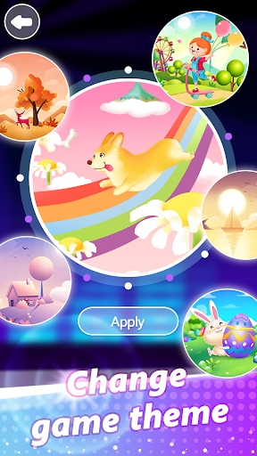 Magic Piano Pink Tiles - Music Game android2mod screenshots 15