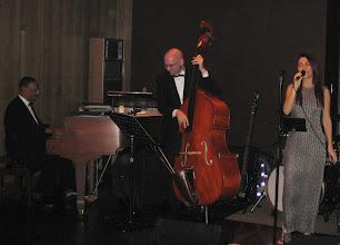 Photo: Paulo Gomes, Jeff Curry & Lilian Viana