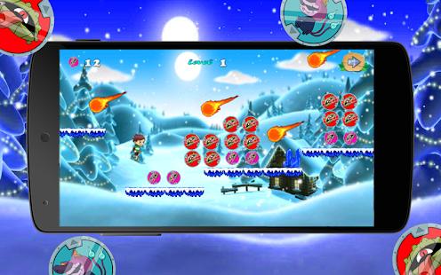 Download Yokai Adventure in Ice Island For PC Windows and Mac apk screenshot 2