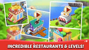 Cooking Games for Girls Food Fever & Restaurant
