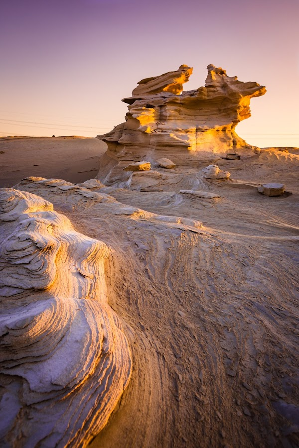 more than Gold by Salman Ahmed - Nature Up Close Rock & Stone ( sand, dunes, nature, fossil, rock, sunlight )