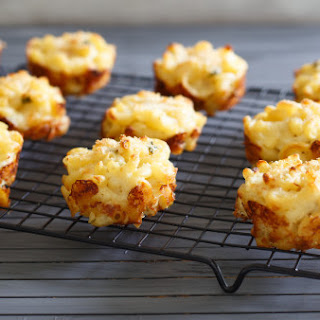 Jalapeño Mac And Cheese Muffins