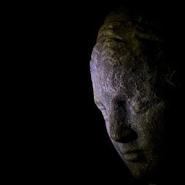 Gostly  by Stefan Klein - Artistic Objects Still Life ( artistic objects, still life, sculpture, history, stone,  )