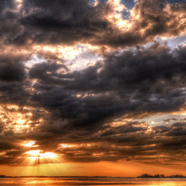 by Edward Allen - Landscapes Cloud Formations (  )