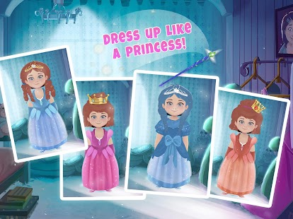 Fairy Tale Makeover- screenshot thumbnail