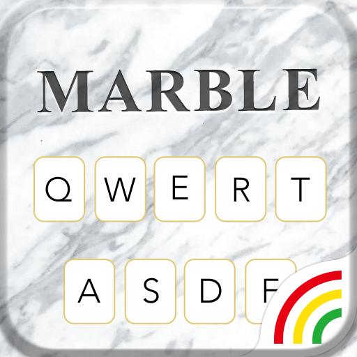 Marble RainbowKey theme