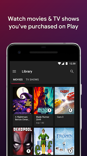 Google Play Movies & TV screenshot 4