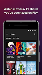 Google Play Movies & TV APK screenshot thumbnail 4