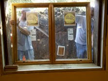 Photo: Basement Egress Window