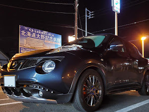 ジューク  16GT FOURのカスタム事例画像 yoshi-gさんの2020年09月21日22:56の投稿