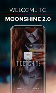 Moonshine App- screenshot thumbnail