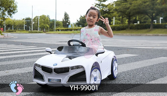 Ô tô điện trẻ em YH-99001 10