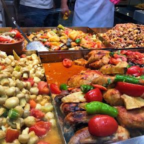 【簡単クッキング】トルコの大衆食堂の定番煮込み料理「ピーマンの詰め物」をつくってみた