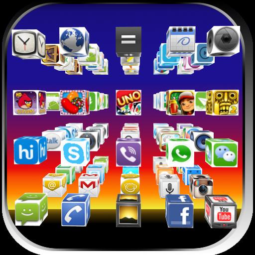 3D LAUNCHER VS (app)