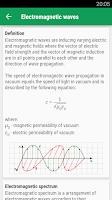 Screenshot of Pocket Physics