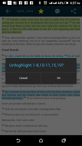Download Good News Holy Bible (FREE) Google Play softwares