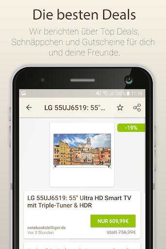 MyTopDeals - Schnäppchen App  screenshots 2