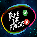 True or False Quiz Plus icon