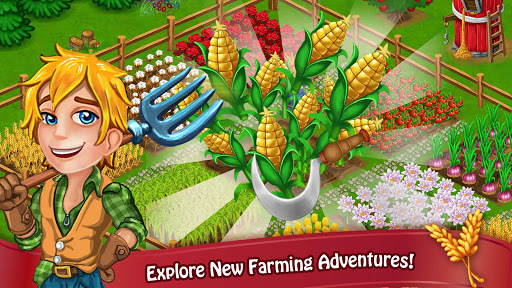 Farm Day Village Farming: Offline Games modavailable screenshots 24