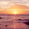 Beach Sunrise Live Wallpaper APK