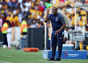 Benni McCarthy, coach of Cape Town City during the 2019 Nedbank Cup Quarter Final match between Kaizer Chiefs and Cape Town City at the Mbombela Stadium, Nelspruit on the 31 March 2019.
