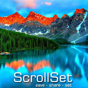ScrollSet - Beautiful HD Wallpaper