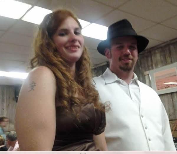 Mr And Mrs Jon Dusette