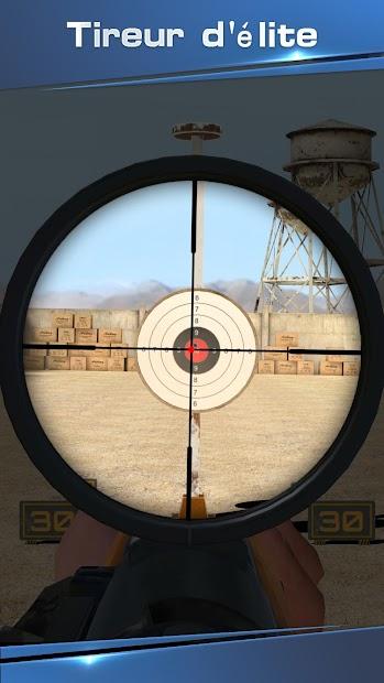 Tireur - Sniper Android App Screenshot