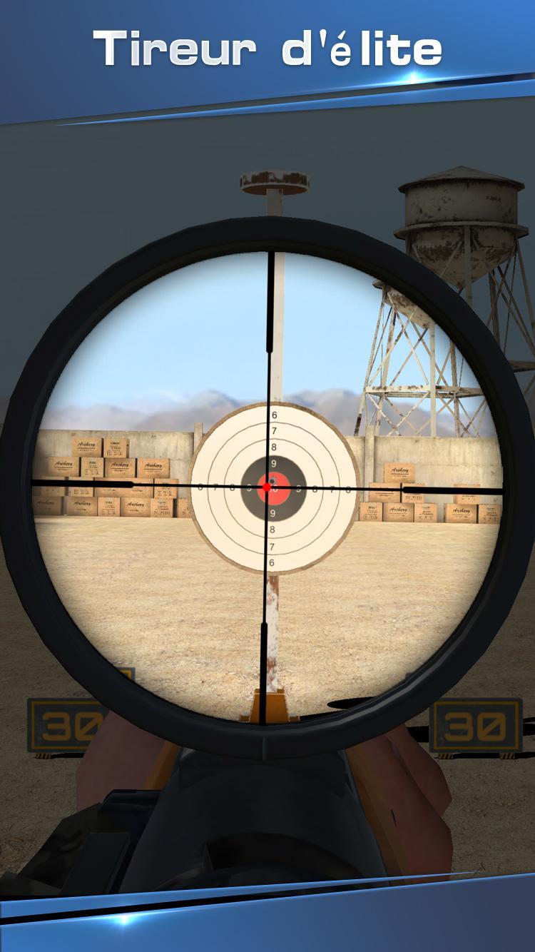Tireur - Sniper Screenshot 0