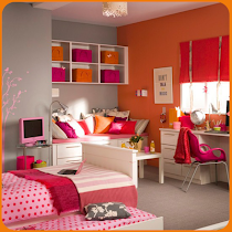 Teenage Bedroom Design Ideas - screenshot thumbnail 08