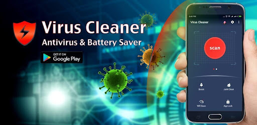 Virus Cleaner : Antivirus & Battery Saver for PC