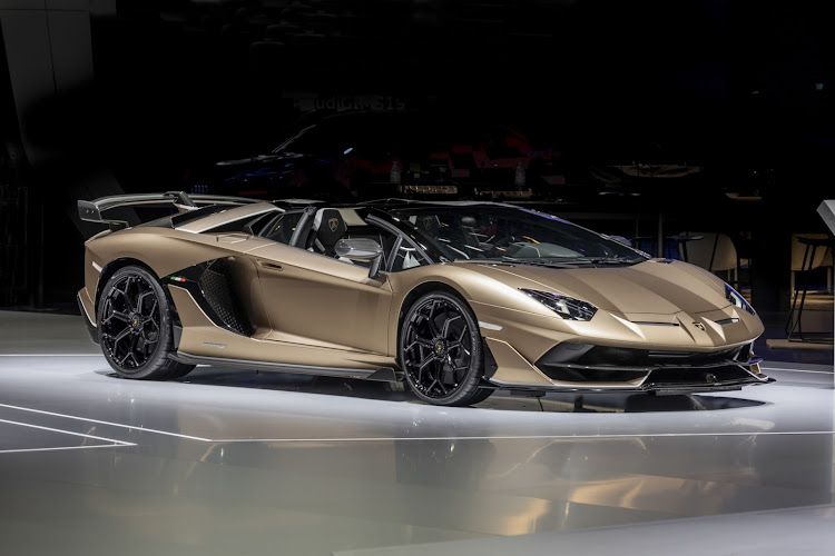 Aventador SVJ Roadster is now one of the most powerful convertibles on the market today.