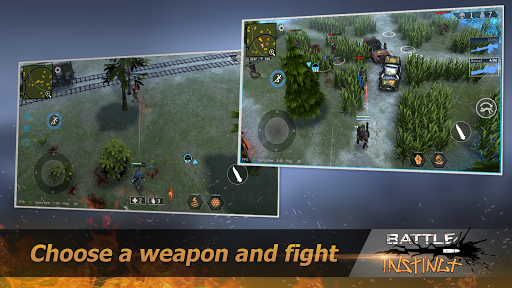 Battle Instinct - screenshot