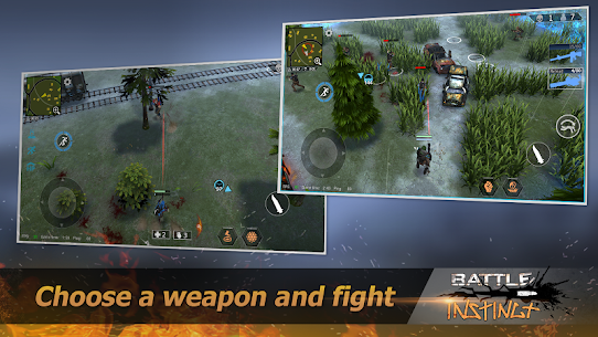 Battle Instinct v2.62 (Mod Money) APK 5