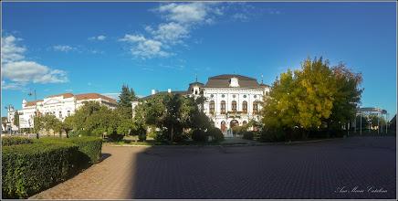 Photo: Turda - Piaţa 1 Decembrie 1918 - 2019.10.01