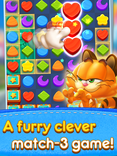 Magic Cat Match : Swipe & Blast Puzzle 1.0.7 app download 6