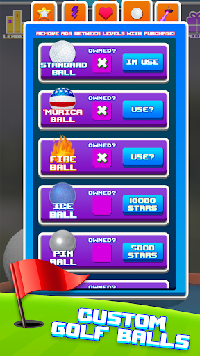 Mini Golf Stars: Retro Golf Game apkdebit screenshots 6