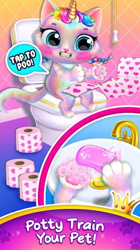 Twinkle - Unicorn Cat Princess screenshots 1