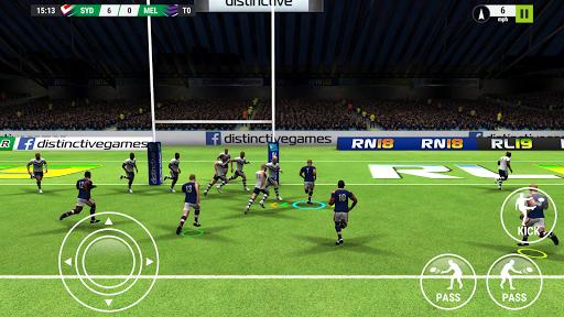 Rugby League 19 1.3.0.70 screenshots 1