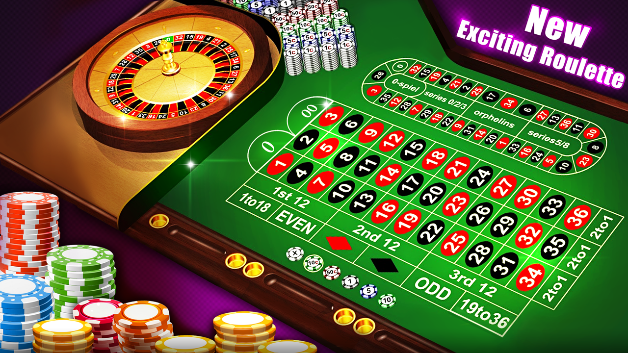 free casino table games for fun