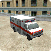 Ambulance 3D Parking Game