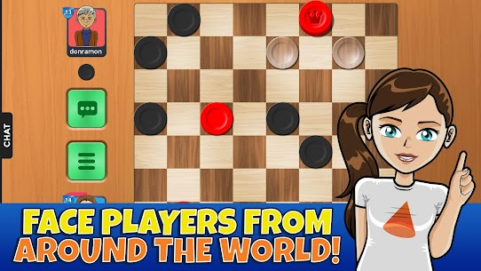 Checkers Casual Arena 5.2.21 [Mod + APK] Android 1