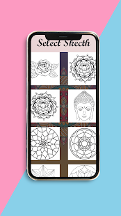 Download Mandala Colour Fill 2019 For PC Windows and Mac apk screenshot 5