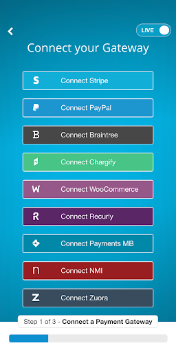 Screenshot for ChargeDesk in United States Play Store