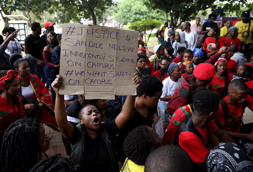 DUT suspends lectures after protest over student's stabbing