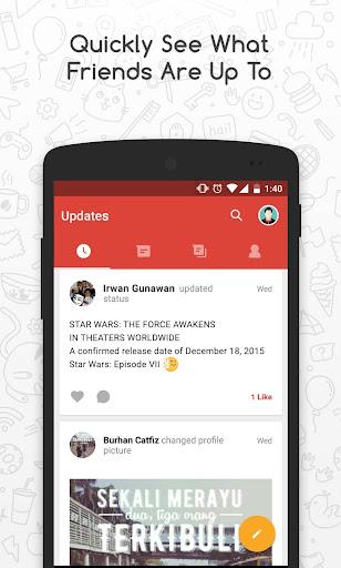 Catfiz Messenger 2.5.0 screenshots 6
