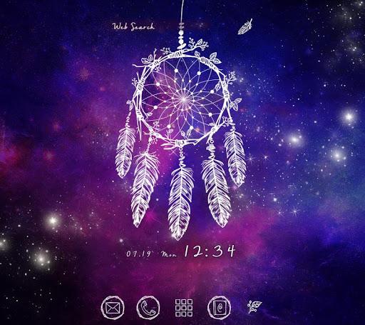 Wallpaper Galaxy Dream Theme 1.0.0 Windows u7528 1