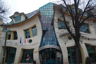 Photo: The Crooked House (Sopot, Poland)